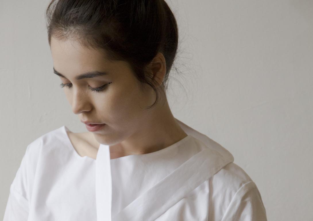 Tričko Bílá bavlna 2018