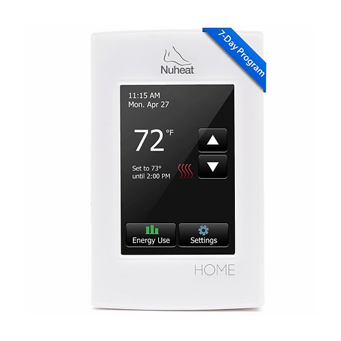 Home Prog. Touchscreen Thermostat