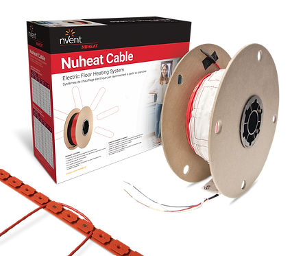 Nuheat Cable Kit 120 Volt