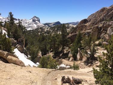 Day 48: Glen Aulin High Sierras Camp to CS975 (27.1 miles - 975.4)