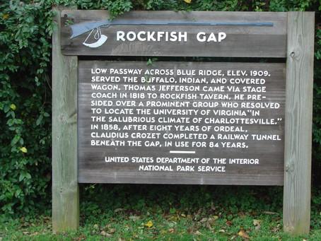 Day 43: Rockfish Gap-Waynesboro, VA (0.0 miles)