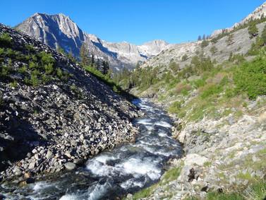 Day 41: Woods Creek to Palisade Creek (19.5 miles - 819.3)