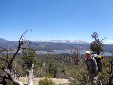 Day 14: Big Bear to CS293 (27.1 miles)