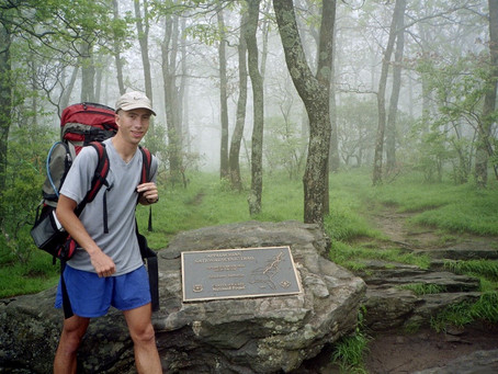 Day 1: Springer Mountain to Stover Creek Shelter (2.5 miles)