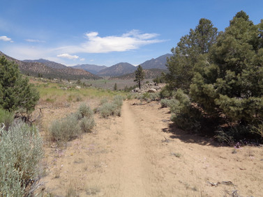 Day 32: CS684 to Kennedy Meadows (17.7 miles - 702.2)