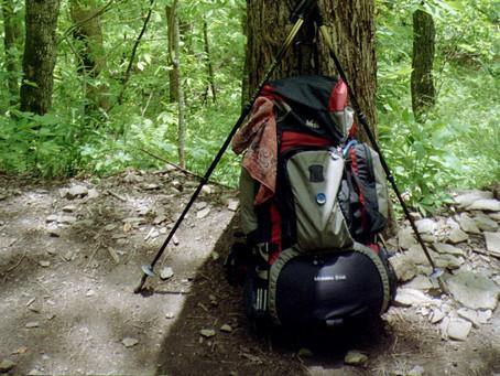 Day 5: Deep Gap Shelter to Muskrat Creek Shelter (15.1 miles)