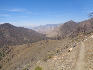 Day 31: CS654 to CS684 (30.3 miles - 684.5)