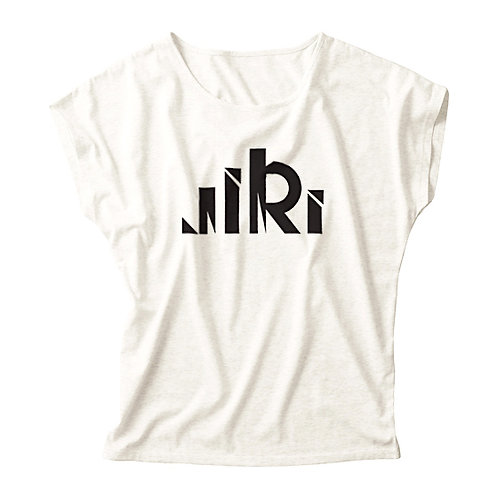 JIRI logo T-shirt(dolman sleeve)