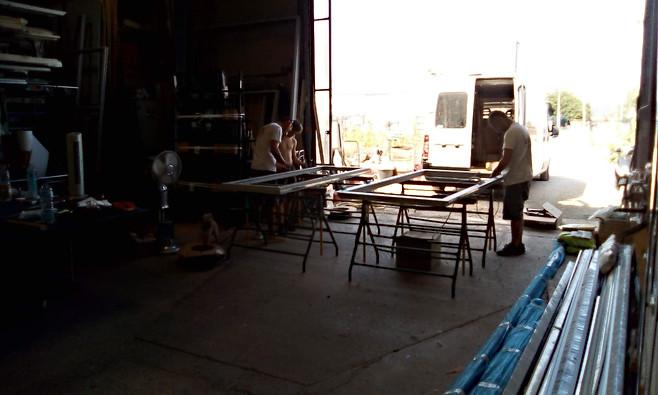 fabrication veranda Tourves