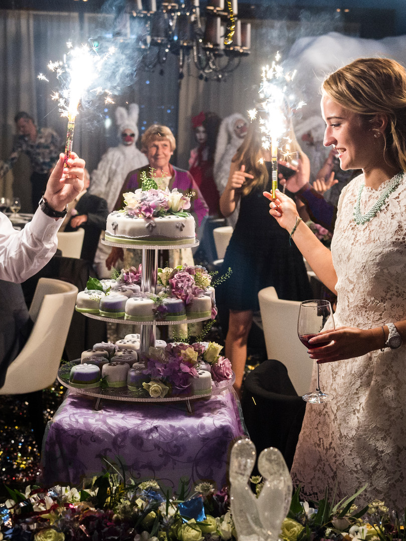 Свадьба Анастасии и Мишеля