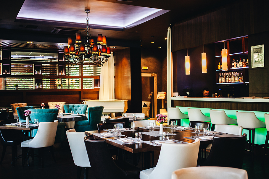 Ресторан для романтических встреч