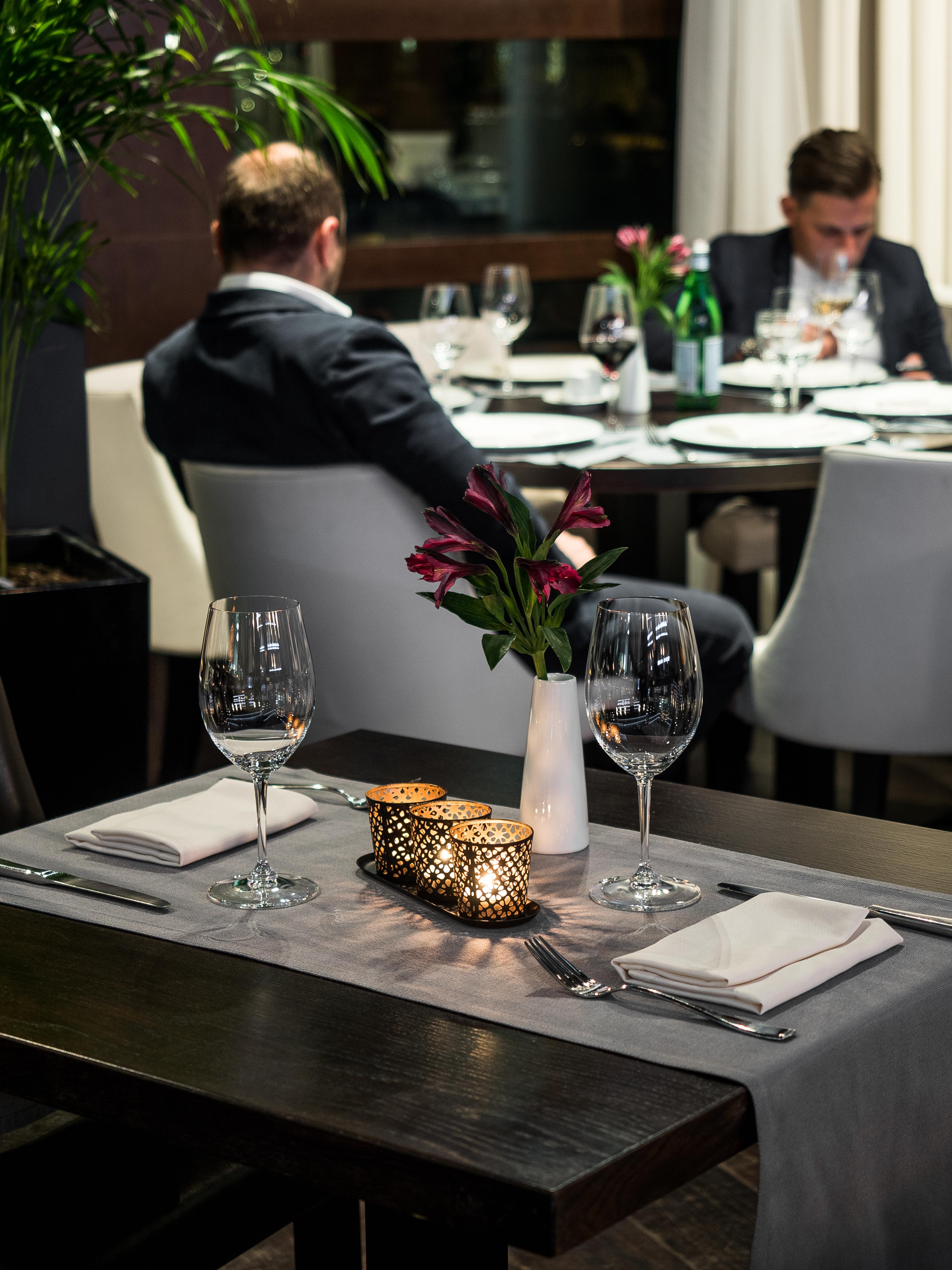 Ресторан для деловых встреч