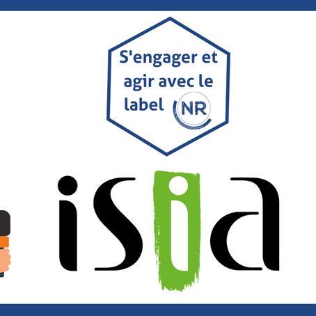 Témoignage | ISIA une ESN engagée dans le numérique responsable