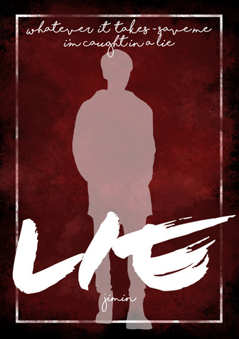 BTS 'Lie' Poster