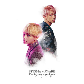 Album Cover Taehyung x Seokjin