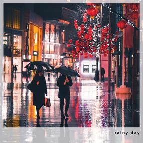 rainy day playlist