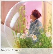 favourites//yoongi