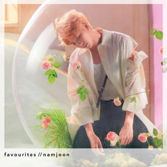 favourites//namjoon