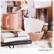 listening to
