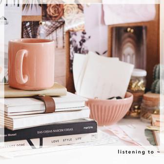 listening to playlist