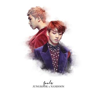 Album Cover JK x RM