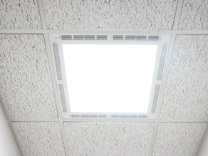 VIRUS KILLING LED LIGHT FIXTURE