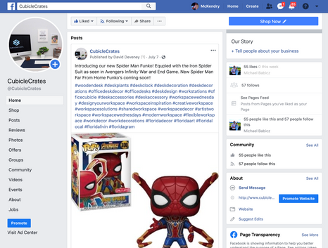 CC FB Page