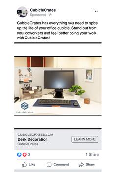 FB Mobile News Feed Ad