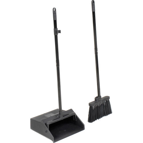 DUST PAN AND BROOM COMBINATION