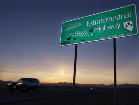 Area 51... Anyone Wanna Carpool?