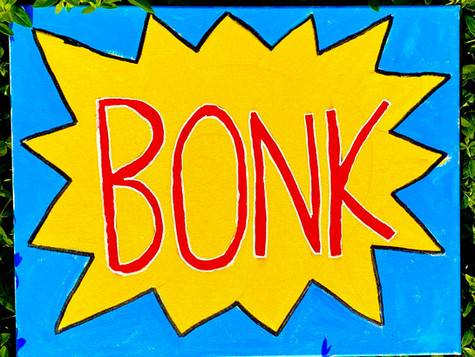 BONK by Tanner Cipriano