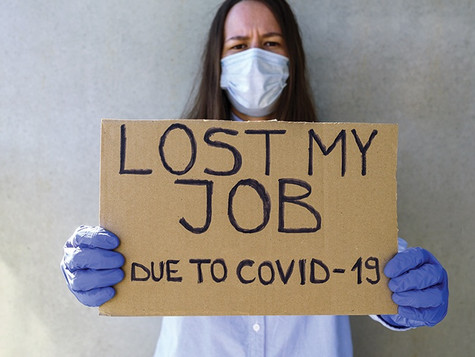 YOU LOST YOUR JOB... NOW WHAT?