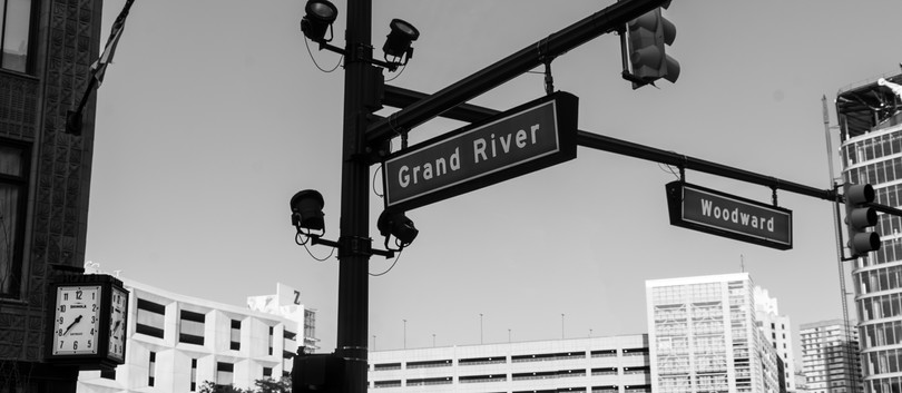 Grand River x Woodward