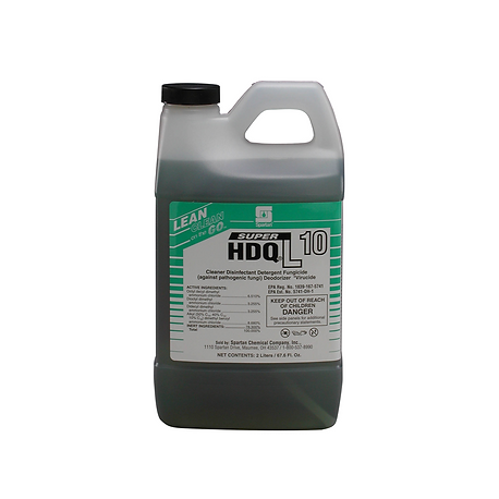 HDQ HARD SURFACE CLEANER