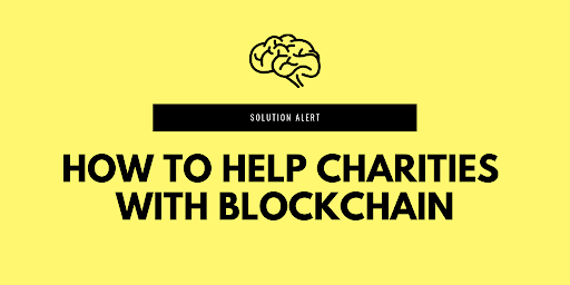 Inveniam Charities & Blockchain Post