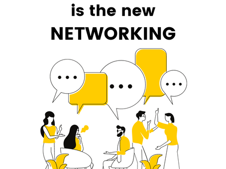 Link Building is the New Networking