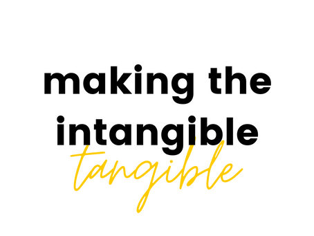 Branding for Services: Making the Intangible Tangible