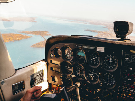 Why Flying Yourself is Worth The Investment