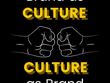 Brand as Culture, Culture as Brand