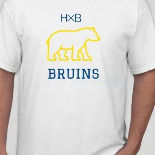 H x B Bruin Team Tee