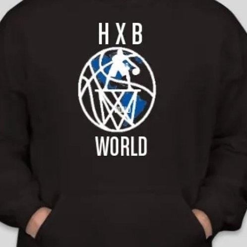 H x B World Hoodie