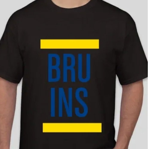 H x B Run DMC Style  Bruin Tee