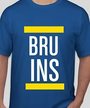 BRUINS RUN DMC STYLE TEE BLUE.PNG