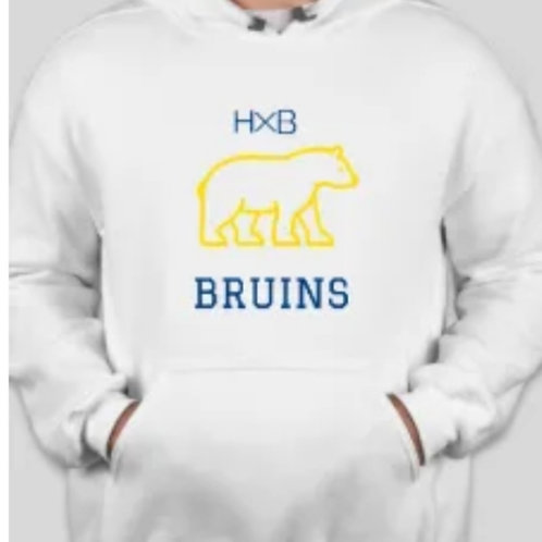 H x B Bruin Team Hoodie