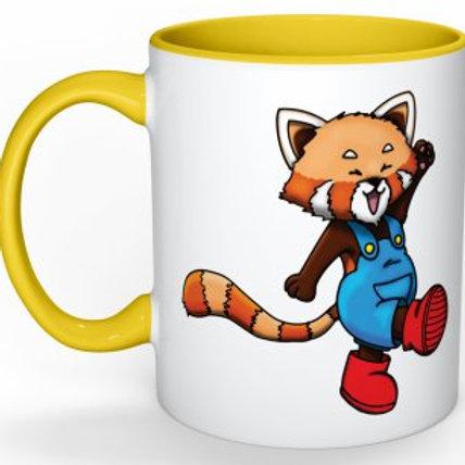 Mug Pandaka (mascotte du Carolo Game Show)