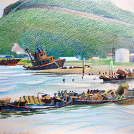 порт Северо-Курильск