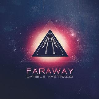 """copertina album di Daniele Mastracci """" faraway"""""""