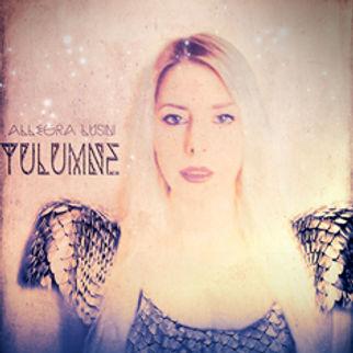 """copertina album di Allegra Lusini"""" tulumne"""""""