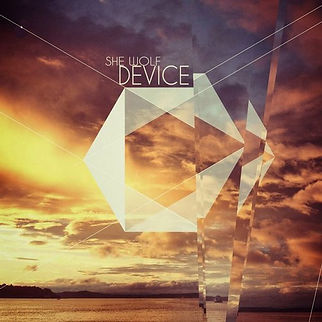 Shewolfe device Cover copertina album