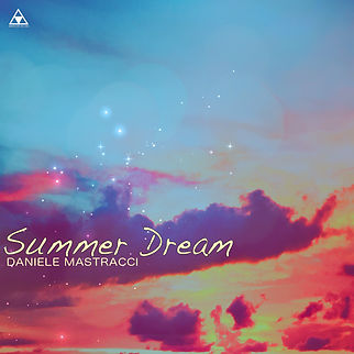 "copertina album di Daniele Mastracci "" summer dream"""